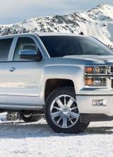 Luxury Chevrolet Silverado High Country