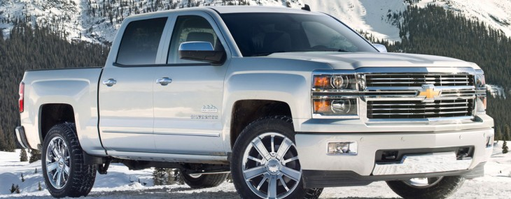 Luxury Chevrolet Silverado High Country
