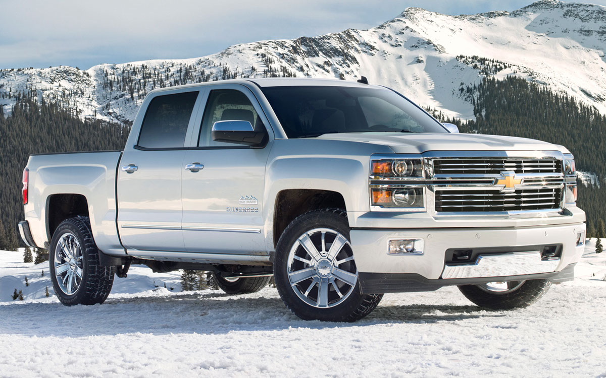 Luxury Chevrolet Silverado High Country Extravaganzi