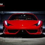 2014 Ferrari 458 Scuderia Set for Debut at Frankfurt Auto Show
