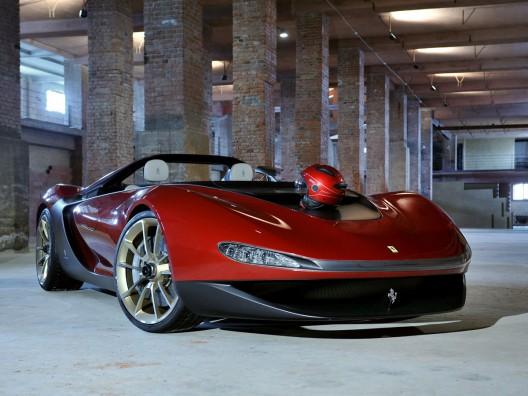 2014 Ferrari Sergio designed by Pininfarina