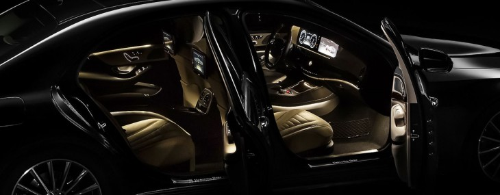 The All-new 2014 Mercedes S-Class