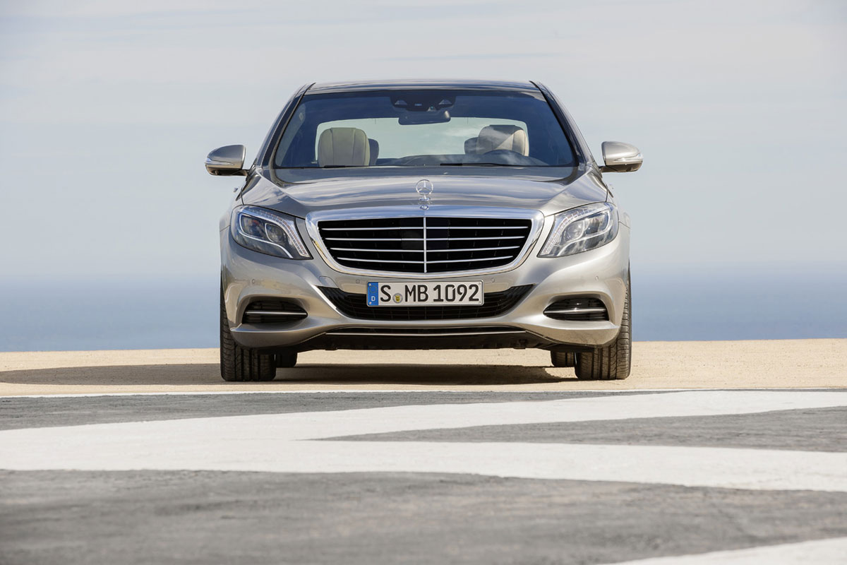 The all new 2014 mercedes s class extravaganzi for Mercedes benz s500 2014