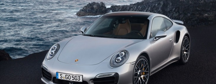 Porsche's all-new 911 Turbo and Turbo S will go on sale at the end of 2013