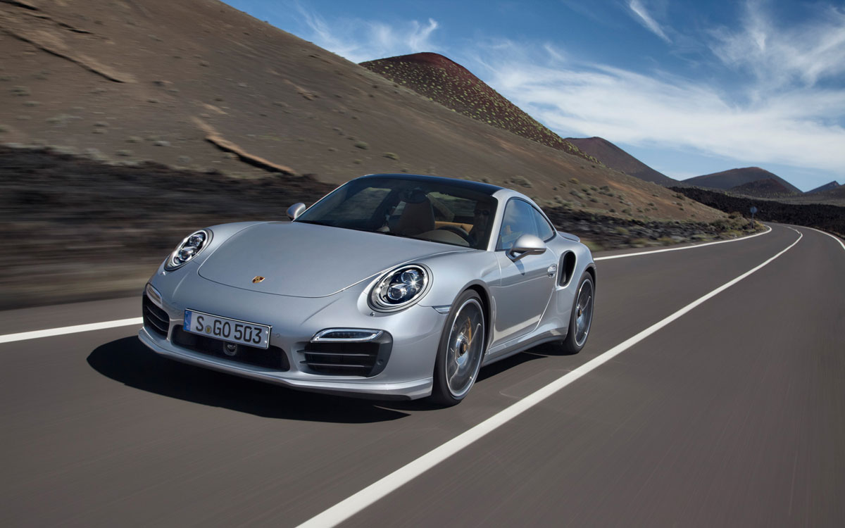 Porsche S All New 911 Turbo And Will Go On At The End