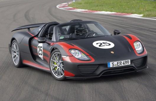 2015 Porsche 918 Spyder Hybrid