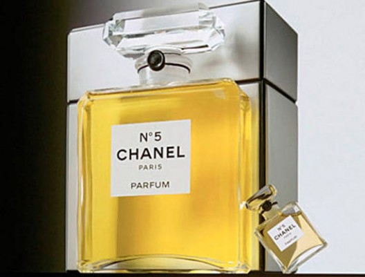 Ringing up for $4,200, the new bottle of perfume is certainly an investment