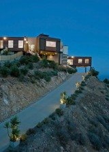 luxury properties in Trancas Canyon