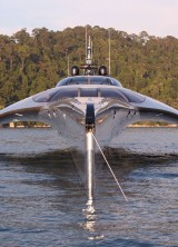 Adastra 42.5m Power Trimaran