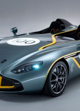 Aston Martin Unveils Six-litre CC100 Speedster