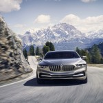 BMW Pininfarina Gran Lusso Coupe – New BMW 8 Series