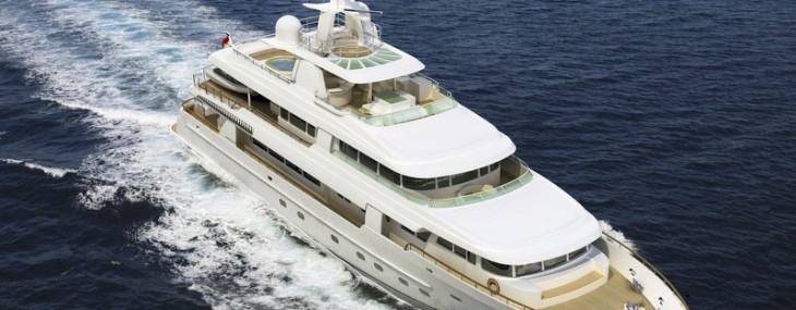 BVB44M – New Luxury Supeyacht by Bloemsma Van Breemen