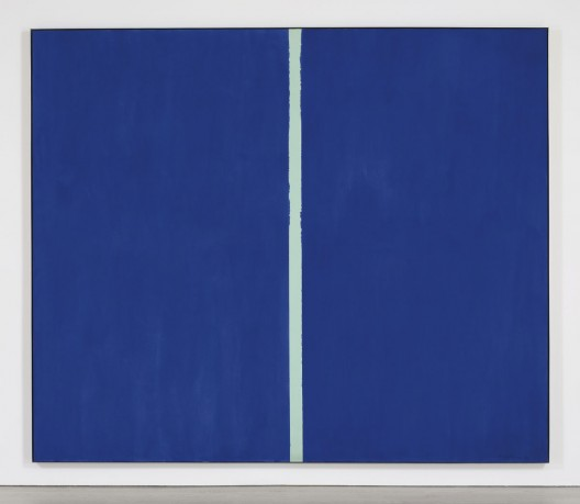 Barnett Newman's Onement VI
