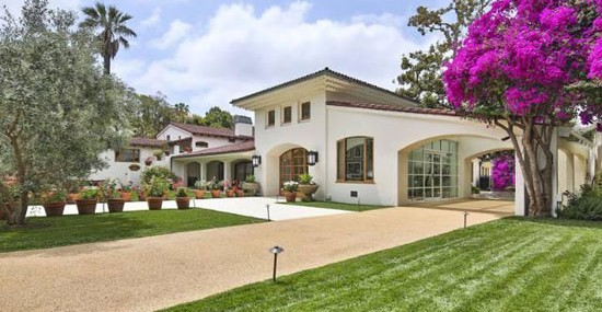 Bruce Willis's Beverly Hills Estate