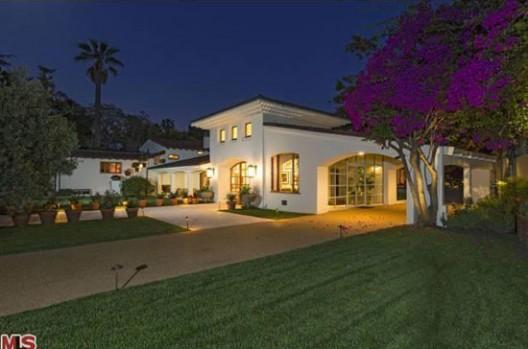 Bruce Willis's Beverly Hills Estate
