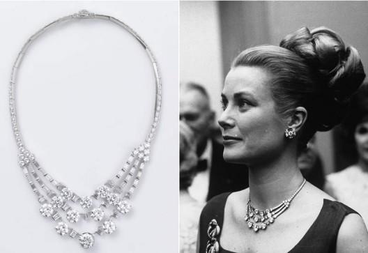 Cartier recreates Princess Grace Kelly's jewelry for the Grace of Monaco movie