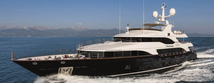Benetti Superyacht Checkmate – New Member of N&J Charter Fleet