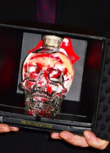 Crystal Head Vodka Rolling Stones 50 Anniversary Gift Set
