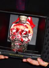 Crystal Head Vodka Rolling Stones 50 Anniversary Gift Set