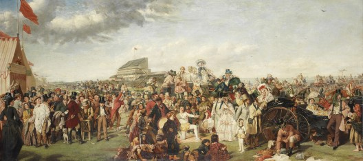 Derby Day by William Powell Frith RA