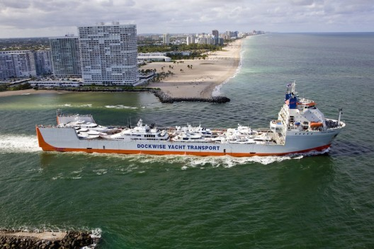 Dockwise Yacht Transport offers marine transportation to a variety of beautiful destinations all over the world