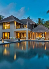 Once you've reached the Dusit Thani Maldives resort, you can forget about all your worries, because there is no room for trouble in this magnificent paradise of wellness and luxury