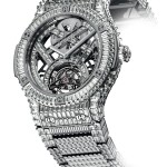 Hublot Classic Fusion Skeleton Haute Joaillerie Of $1 Million