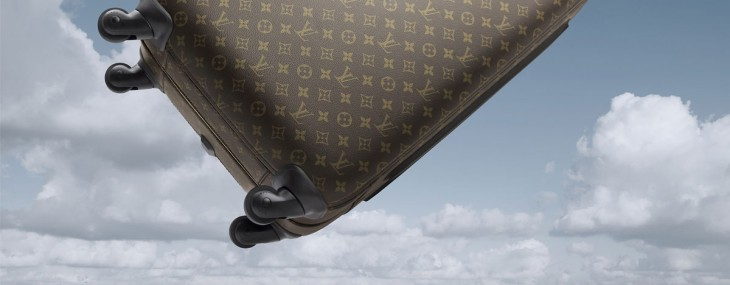 Louis Vuitton Zephyr Suitcase