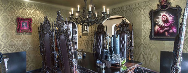 Kat Von D Lists Gothic Los Angeles Mansion for $2.5 Million