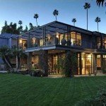 Kirk Douglas' Former Beverly Hills Home on Sale for $17 Million