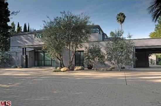Kirk Douglas Former Beverly Hills Home On Sale For 17