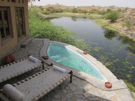 Sewara Hospitality re-imagines the 19th-century hunting lodge into luxurious 'Lakshman Sagar' resort