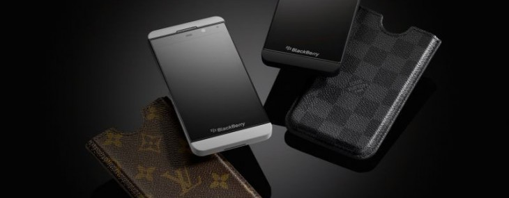 Louis Vuitton Cases For BlackBerry Z10