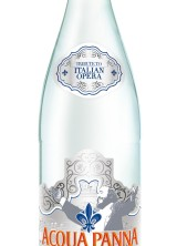 Limited Edition Luciano Pavarotti Sparkling Mineral Water by San Pellegrino