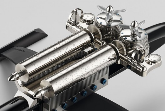 Reuge by MB&F Music Machine