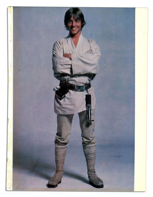 Mark Hamill's Screen-Worn Hero Pants in the Original 1977 ''Star Wars'' as Luke Skywalker