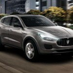 Maserati Levante SUV Hitting the Market in 2014