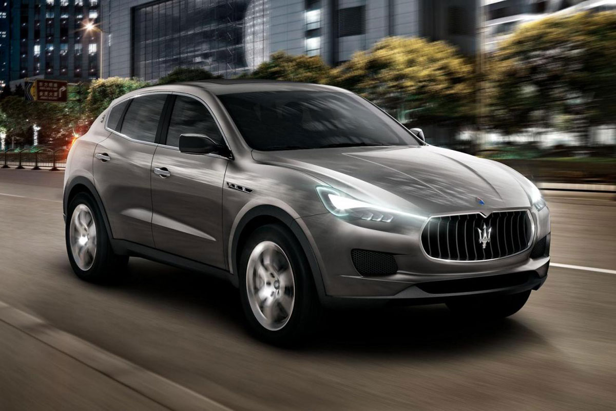 maserati levante suv hitting the market in 2014 extravaganzi. Black Bedroom Furniture Sets. Home Design Ideas
