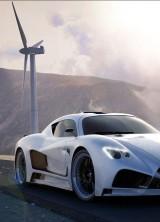 New Mazzanti Evantra V8 Supercar
