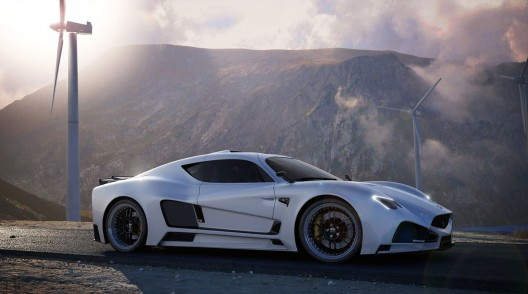 The brand new Mazzanti Evantra supercar was recently unveiled on the occasion of the Top Marques Monaco