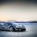 Move to Asia to Stay in the Race for McLaren P1