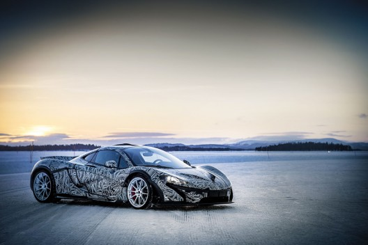 The company says it has already sold 275 examples of its P1 supercar to clients in Europe, the Middle East and North America and is well on its way to selling all 375 examples of the $1.3 million flagship model