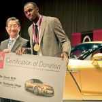 Nissan GT-R for Usain Bolt