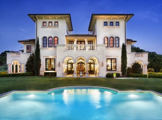 Italian Style Estate in Austin, Texas for Sale