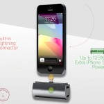 PhoneSuit Flex Pocket Charger for iPhone5