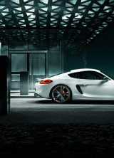 Porsche Cayman by TechArt