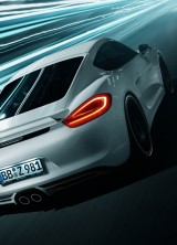 TECHART for the new Porsche Cayman