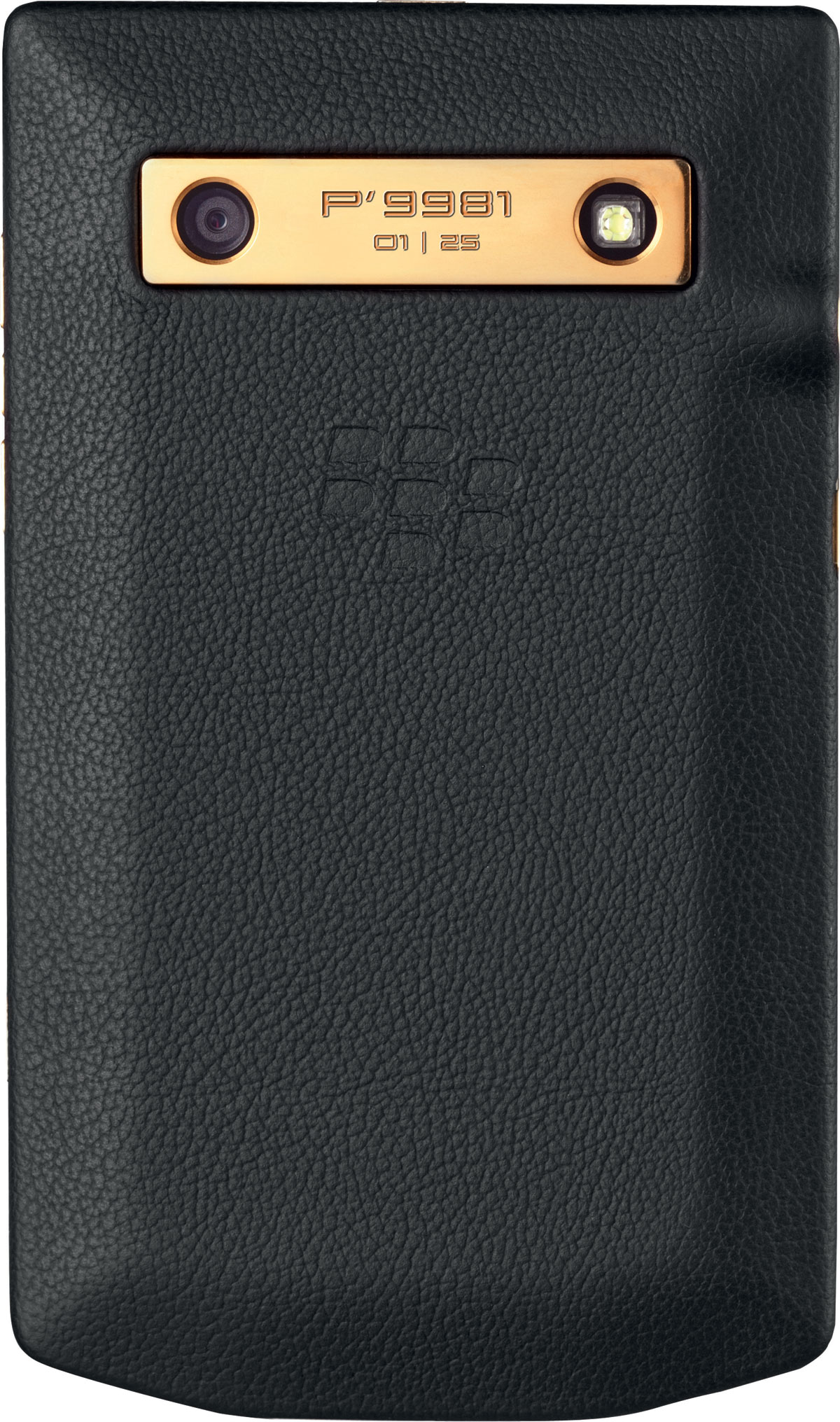 not randomized blackberry porsche design p 9981 gold where the Surface