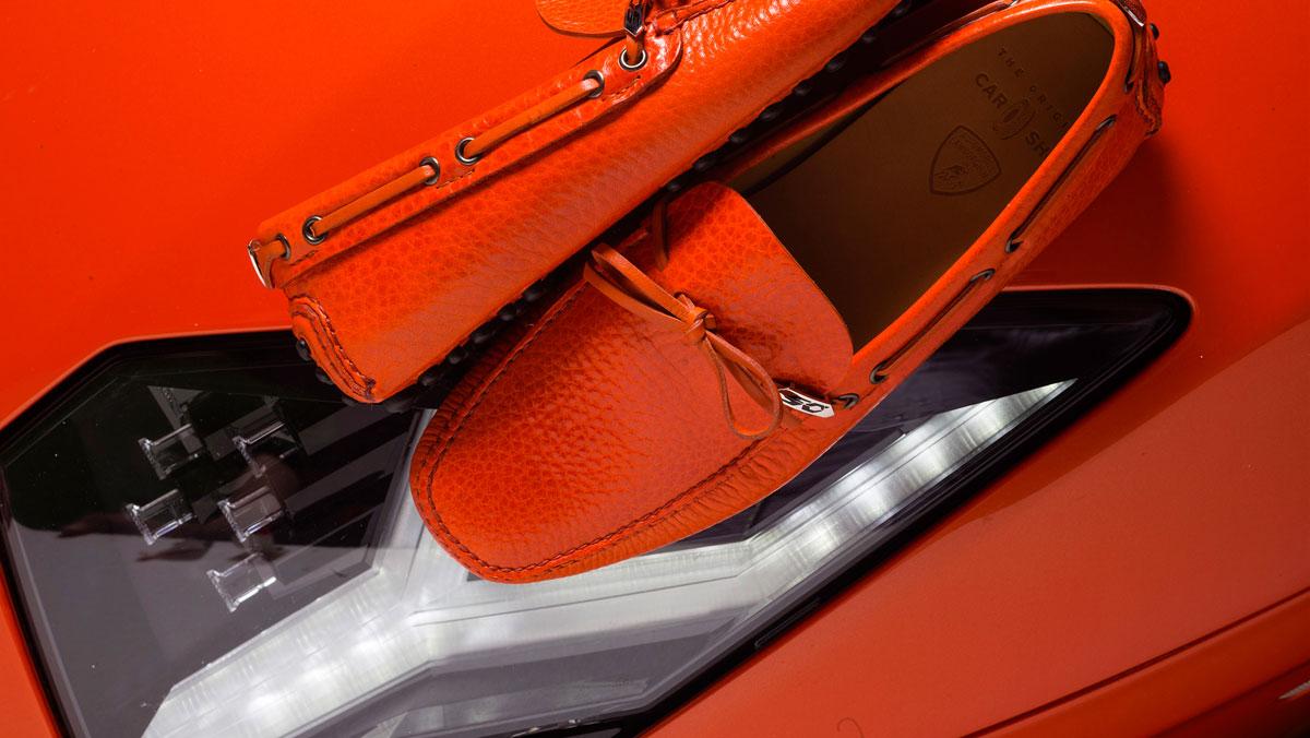 Celebrate Lamborghini S 50 Anniversary In Prada Shoes