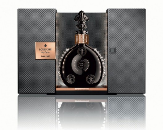 The first Rémy Martin LOUIS XIII Rare Cask 42,6 decanter was auctioned off for $58,000, with proceed going to the charity Chain of Hope